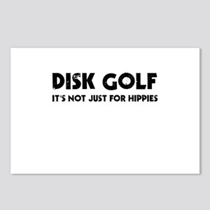 Disk Golf It's Not Just F Postcards (Package of 8)