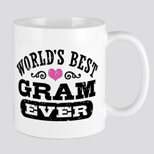World's Best Gram Ever Mug