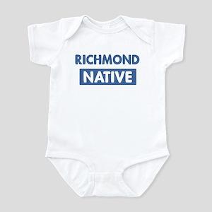 RICHMOND native Infant Bodysuit