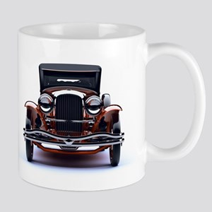 Old Automobile Mug