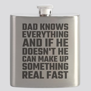 Dad Knows Everything Flask
