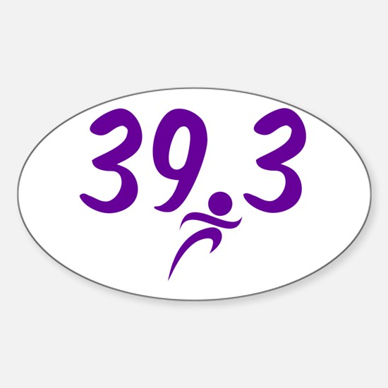 Purple 39.3 Decal