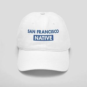 SAN FRANCISCO native Cap