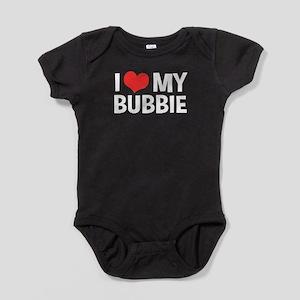 I Love My Bubbie Baby Bodysuit