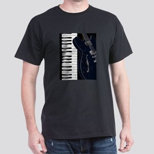 Jazz Instrument Background T-Shirt