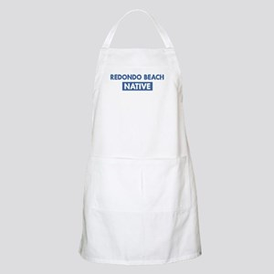 REDONDO BEACH native BBQ Apron