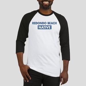 REDONDO BEACH native Baseball Jersey