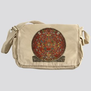 Mayan Calendar . Messenger Bag
