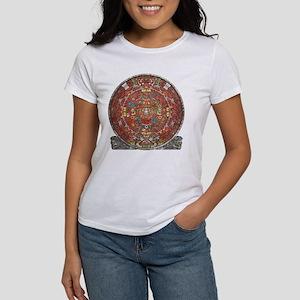 Mayan Calendar . Women's T-Shirt