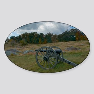 Gettysburg National Park - Fall Sticker