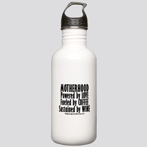 Motherhood Quote Stainless Water Bottle 1.0L