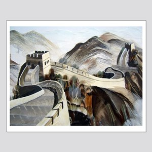 Chinese Great Wall Small Poster