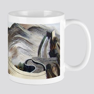 Chinese Great Wall Mug