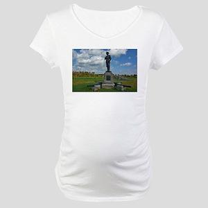 Gettysburg National Park - Bufor Maternity T-Shirt
