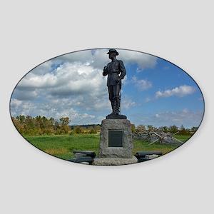Gettysburg National Park - Buford Memorial Sticker