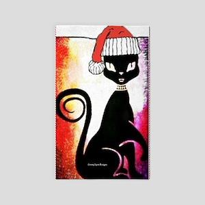 Santa Diva Cat 3' X 5' Area Rug