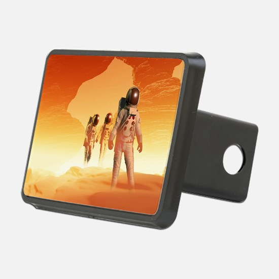 Mars Explorers Hitch Cover