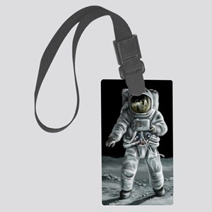 Moonwalker Astronaut Large Luggage Tag