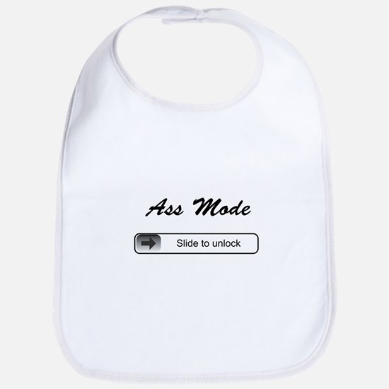 Ass Mode - Slide to unlock Bib