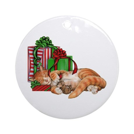Our 2nd Christmas Ornament