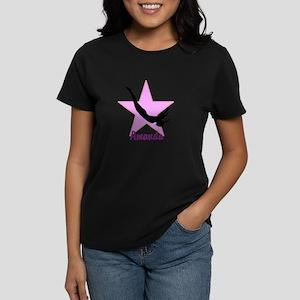 Pink Trampoline Star T-Shirt