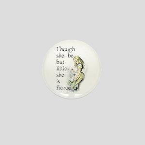 Alice in Wondeerland Mini Button