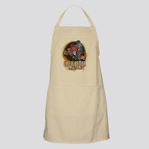 ATV Offroad Life is Better In the Mud Light Apron