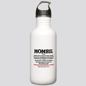 MOMBIE - CAFFEINE Stainless Water Bottle 1.0L