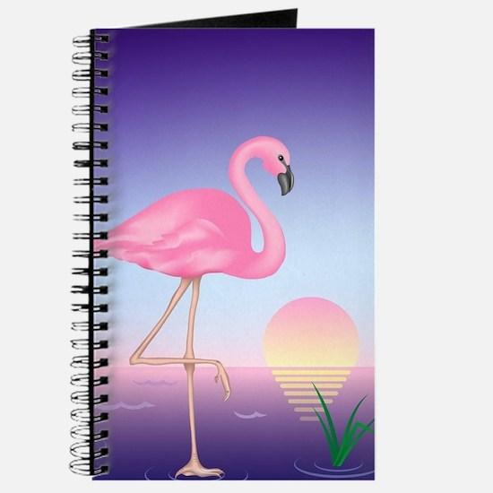 Pink Flamingo Journal