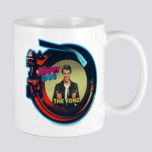 Happy Days Jukebox Fonz Mug