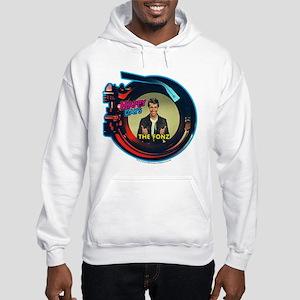 Happy Days Jukebox Fonz Hooded Sweatshirt