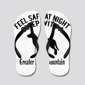 Feel Safe At Night Sleep With Greater S Flip Flops