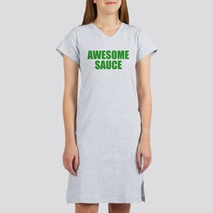 Awesome Sauce Women's Nightshirt