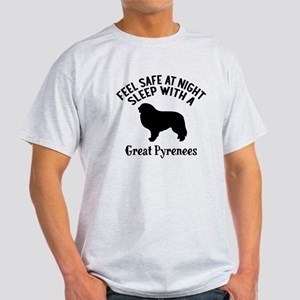 Feel Safe At Night Sleep With Great Light T-Shirt