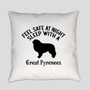Feel Safe At Night Sleep With Grea Everyday Pillow
