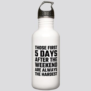 Those First 5 Days Aft Stainless Water Bottle 1.0L