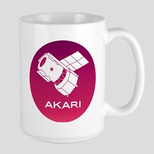 Akari Program Logo Large Mug Mugs