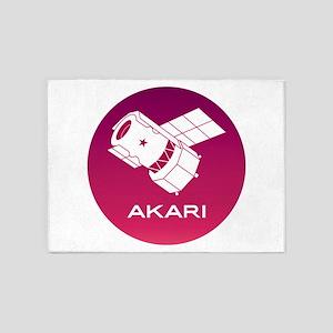 Akari Program Logo 5'x7'Area Rug