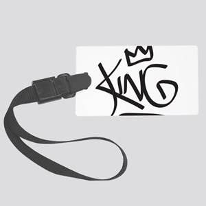 King Tag Large Luggage Tag