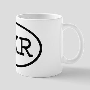 IKR Oval Mug