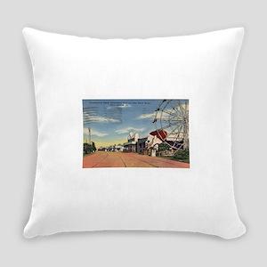 Pontchartrain Beach Everyday Pillow