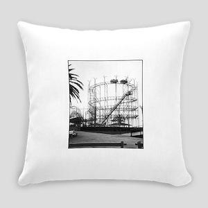 The Galaxy at Pontcartrain Beach Everyday Pillow