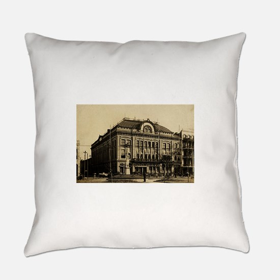 Odd Fellows Hall.png Everyday Pillow
