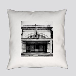 Mecca Theater Everyday Pillow