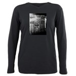 Opleousas1938 Plus Size Long Sleeve Tee
