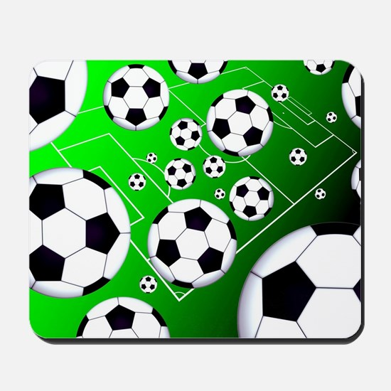 Soccer Field Mousepad