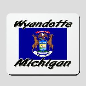 Wyandotte Michigan Mousepad