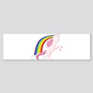 Fuckyounicorn Bumper Sticker