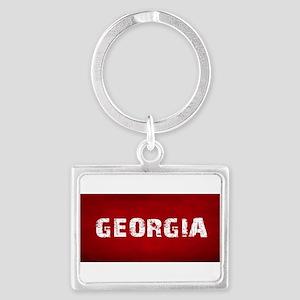 GEORGIA Keychains