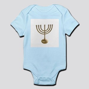 hannukah menorah Body Suit